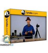 آموزش Lynda Canon Speedlite Flash Fundamentals