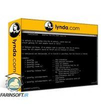 دانلود آموزش Lynda Foundations of Networking: Protocols and CLI Tools