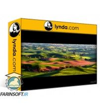 دانلود آموزش Lynda Landscape Photography with Telephoto Lenses