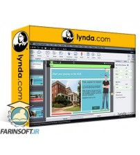 دانلود آموزش Lynda Adobe Captivate 8 Essential Training