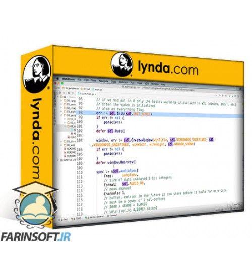 آموزش Lynda Code Clinic: Go