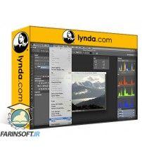 آموزش Lynda Customize Photoshop: A Practical Approach