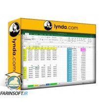 دانلود آموزش Lynda Excel 2016: Advanced Formatting Techniques