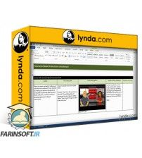 دانلود آموزش Lynda Instructional Design Essentials: Storyboarding