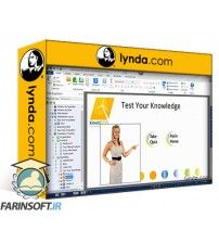 آموزش Lynda Up and Running with Lectora Inspire