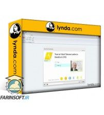 آموزش Lynda Up and Running with Articulate Storyline