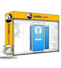 آموزش Lynda iOS UI Development with Visual Tools