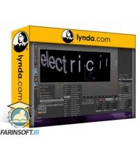 دانلود آموزش Lynda After Effects Apprentice 18: 3D Text CINEMA 4D Lite