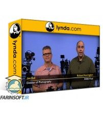 آموزش Lynda Mirrorless 4K Cameras for Video Production