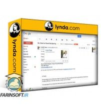 آموزش Lynda Gmail Advanced Tips and Tricks