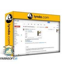 آموزش Lynda Gmail Advanced Tips and Tricks