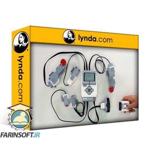 آموزش Lynda Lego Mindstorms: Open the Box