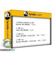 دانلود آموزش Lynda PHP 7 New Features