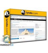 دانلود آموزش Lynda Drupal 8 Essentials 1: Getting Started