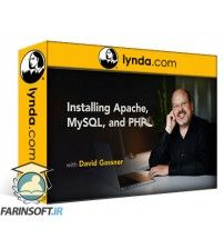 دانلود آموزش Lynda Installing Apache MySQL and PHP