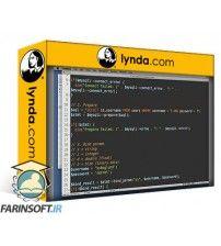 دانلود آموزش Lynda Creating Secure PHP Websites