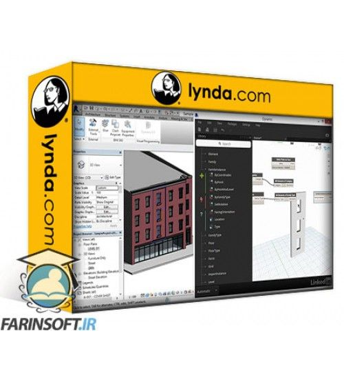 آموزش Lynda Dynamo Essential Training