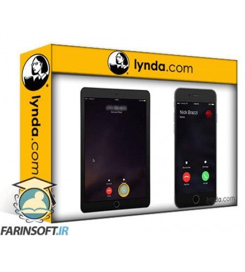 دانلود آموزش Lynda iOS 9: iPhone and iPad Essential Training