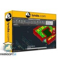 آموزش Lynda 3D Architectural Modeling with AutoCAD