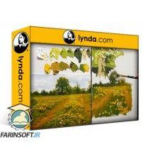 دانلود آموزش Lynda Foundations of Painting: Creating Palettes for the Landscape
