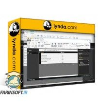 دانلود آموزش Lynda Learn Microsoft Power BI Desktop: The Basics