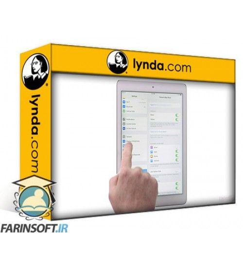 آموزش Lynda Mobile Device Management with Meraki: Managing iPads