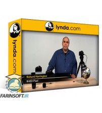 دانلود آموزش Lynda Up and Running with the Nikon D3200 and D3300