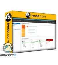 دانلود آموزش Lynda Windows Server 2012 R2: Configure File and Storage Solutions
