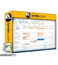 دانلود آموزش Lynda Outlook 2013: Prepare for the Microsoft Office Specialist Certification Exam (77-423)