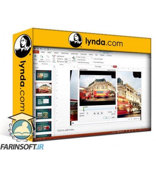 آموزش Lynda PowerPoint 2013: Prepare for the Microsoft Office Specialist Certification Exam (77-422)
