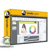 آموزش Lynda Captivate 9 Essential Training