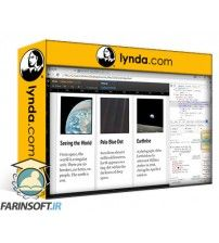 آموزش Lynda Responsive Web Design in the Browser