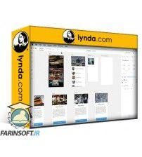 دانلود آموزش Lynda Adobe Experience Design CC: First Look