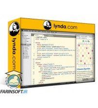 آموزش Lynda Code Clinic: JavaScript