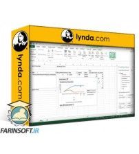 آموزش Lynda Visualizing a Report in Microsoft Project