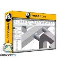 دانلود آموزش Lynda Revit 2017: Essential Training for MEP (Metric)