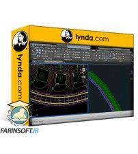 دانلود آموزش Lynda AutoCAD Civil 3D: Designing Residential Projects
