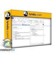 آموزش Lynda OneNote 2013: Prepare for the Microsoft Office Specialist Certification Exam (77-421)