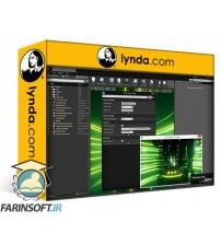 آموزش Lynda Realtime Motion Graphics with Unreal Engine 4