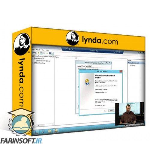 آموزش Lynda Windows Server 2012 Active Directory: Domain Service Design