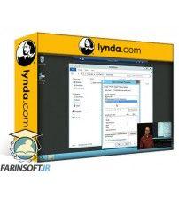 آموزش Lynda Windows Server 2012 Active Directory: File System and Storage