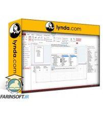 آموزش Lynda Access 2013: Prepare for the Microsoft Office Specialist Certification Exam (77-424)