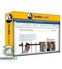 دانلود آموزش Lynda Managing Conversions Between Adobe CC and Microsoft Office