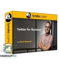 آموزش Lynda Twitter for Business 2016