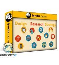 آموزش Lynda Become a User Experience Designer Training Pack