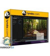 دانلود آموزش Lynda After Effects Apprentice 19: Motion Tracking with CINEMA 4D Lite