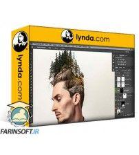 دانلود آموزش Lynda Photoshop: Create a Portrait Collage