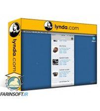 آموزش Lynda Learn FileMaker Go 15: The Basics