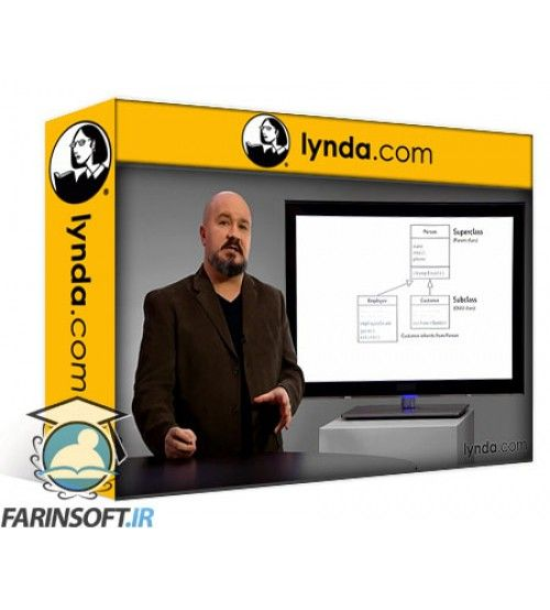 آموزش Lynda Foundations of Programming: Object-Oriented Design
