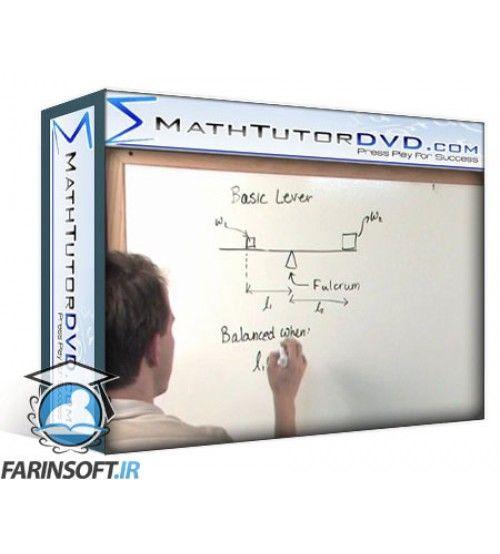 آموزش MathTutorDVD The Algebra Word Problem Tutor